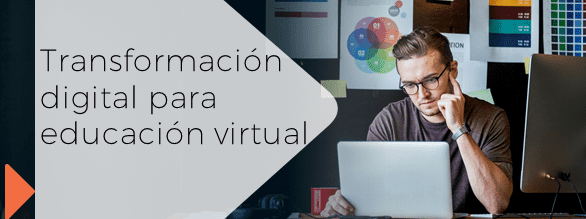 Transformación digital para educación